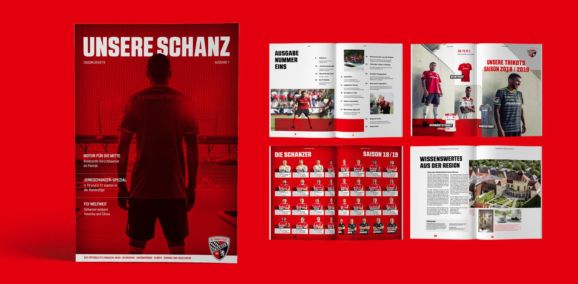 tide stories design agentur ingolstadt fc ingolstadt 04 magazin unsere schanz