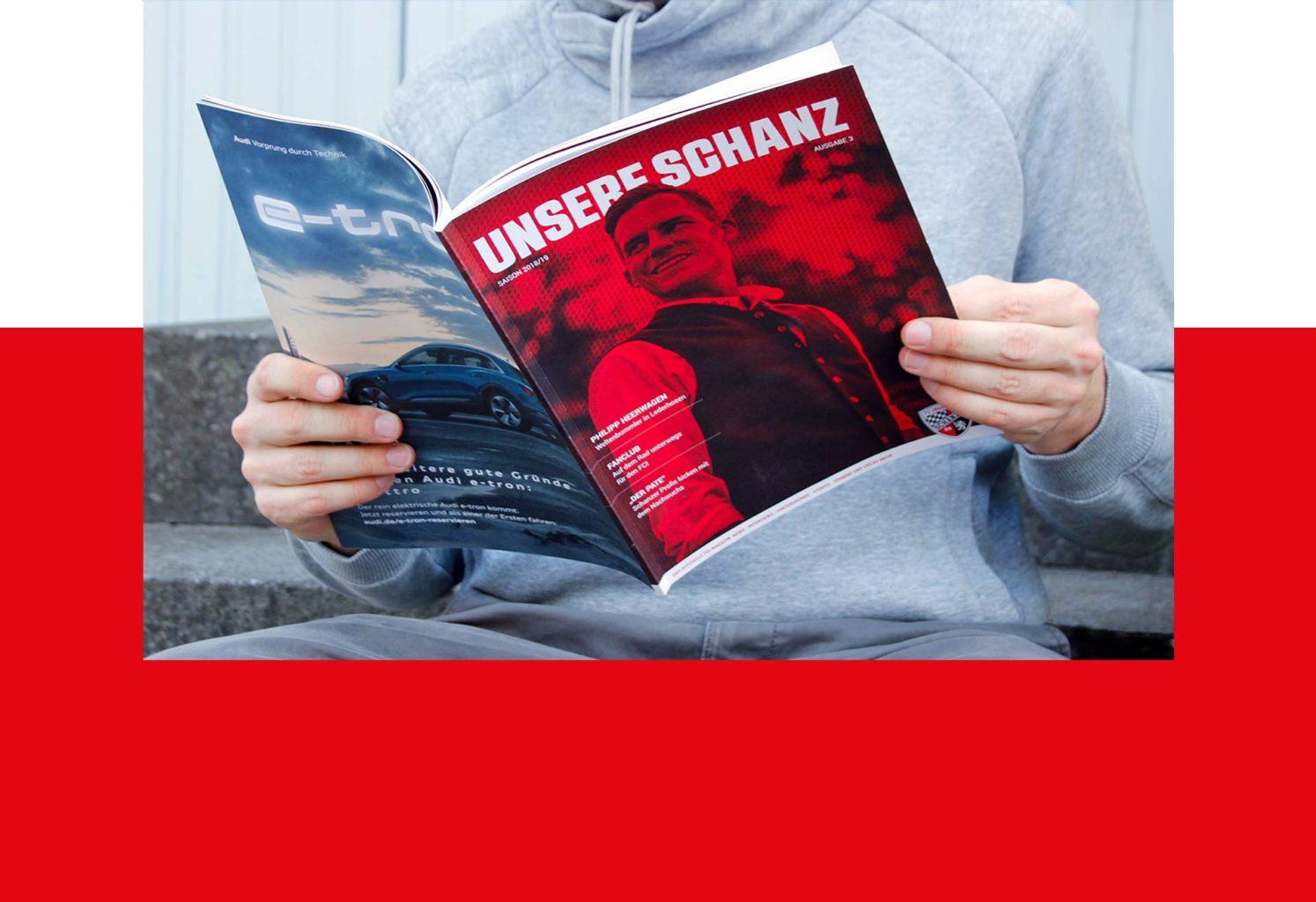cases tide stories design agentur ingolstadt fc ingolstadt 04 magazin unsere schanz